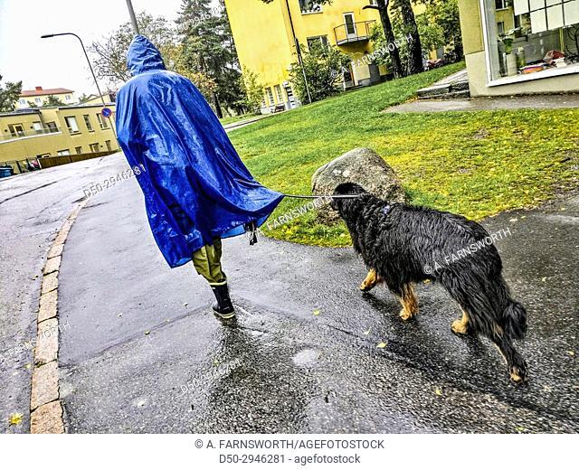 STOCKHOLM, SWEDEN Rain weather