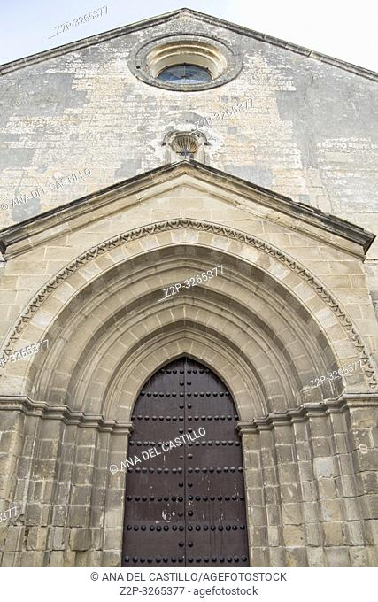 St Dionisio church Jerez de la Frontera Spain