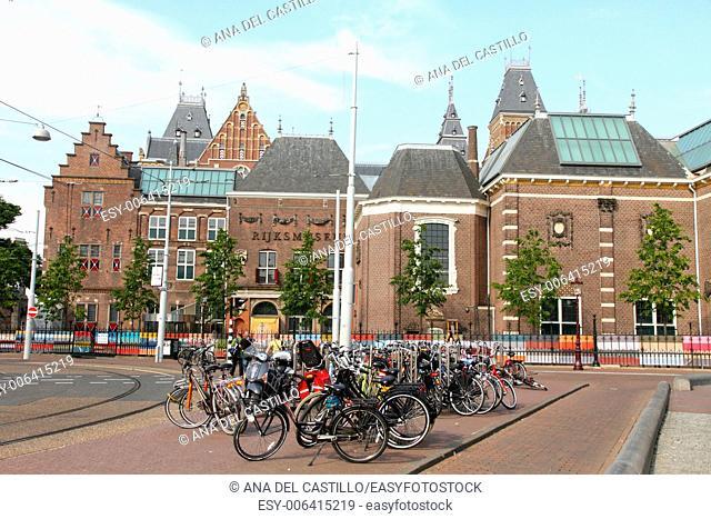Rijksmuseum (State Museum), Amsterdam