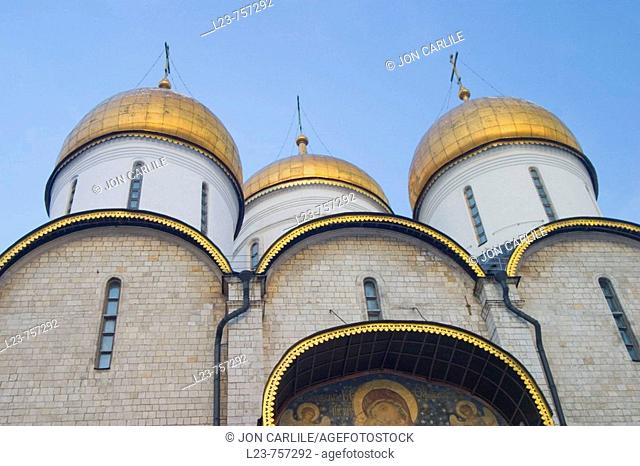 Cathedral of the Assumption, Moscow, Russia