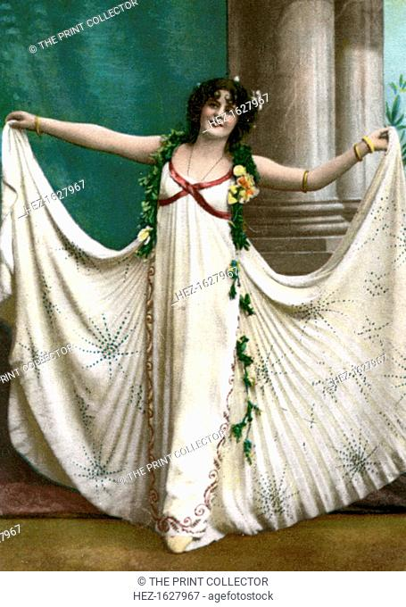 Marie Studholme (1875-1930), English actress, early 20th century