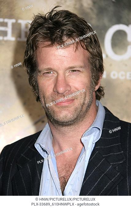 "Thomas Jane 02/24/10 """"The Pacific"""" Premiere @ Grauman's Chinese Theatre, Hollywood Photo by Ima Kuroda/HNW / PictureLux (February 24"