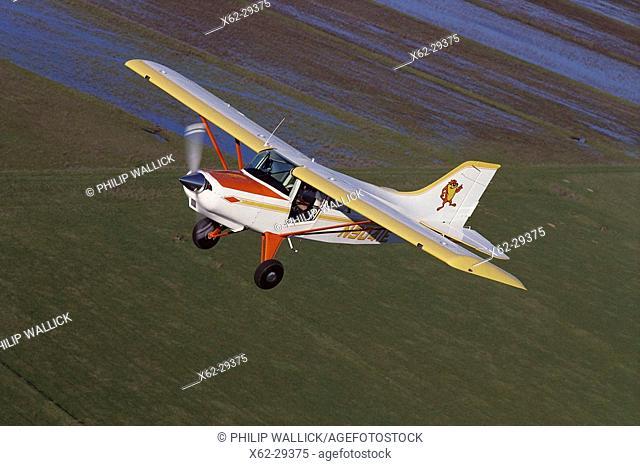 Maule M-5-235C light aircraft
