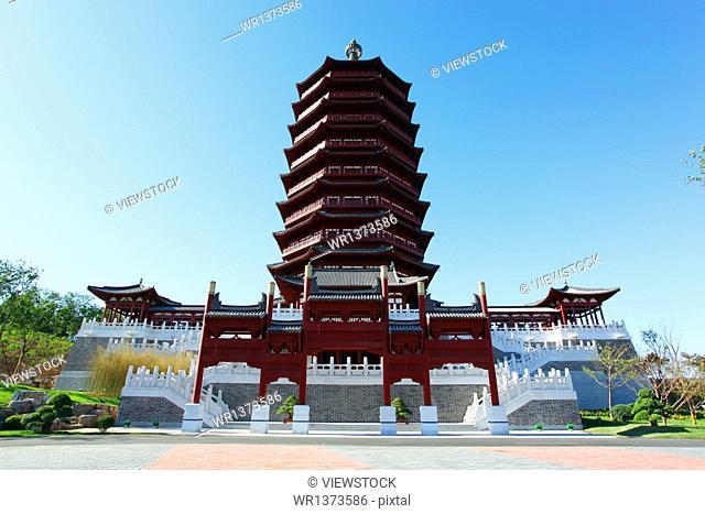 Beijing Yongding Tower Garden Expo