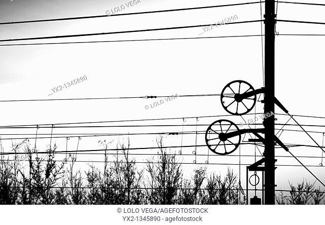 railway electrical wiring