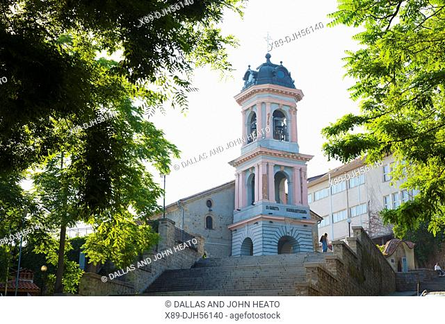 Bulgaria, Europe, Plovdiv, Old Town, The Virgin Mary Cathedral, Church of Sveta Bogoroditsa