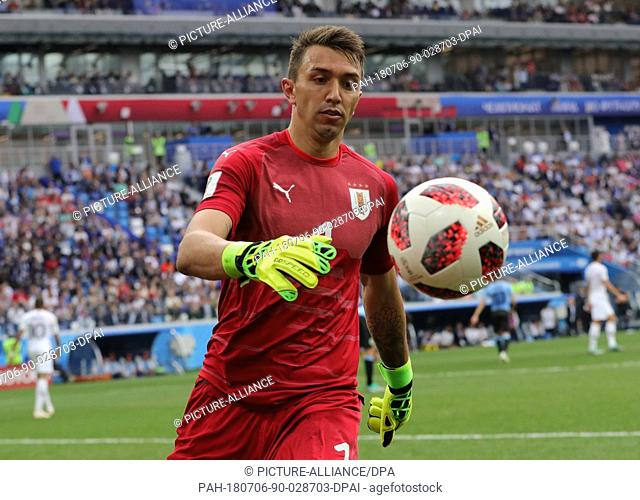 844640c37 Fernando muslera Stock Photos and Images