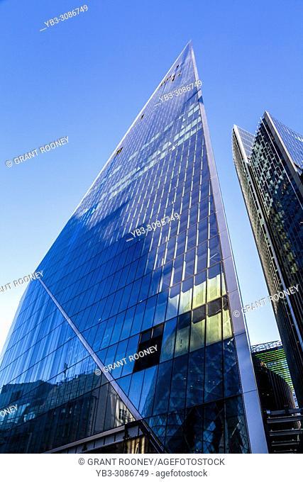 The Scalpel Building, London, England