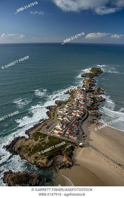 Baleal, Portugal - Aerial