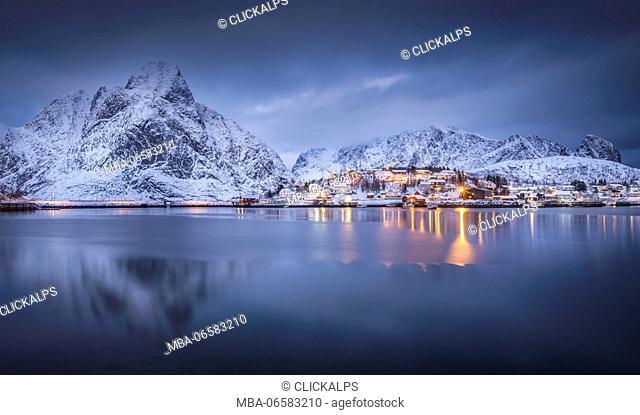 Reine, Lofoten Island, Norway