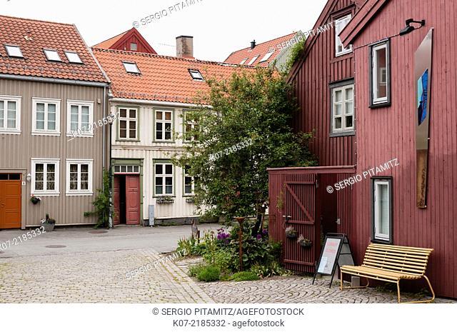Mollenberg District, Trondheim, Norway