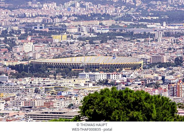 Turkey, Izmir, Aegean Region, Izmir Atatuerk Stadium