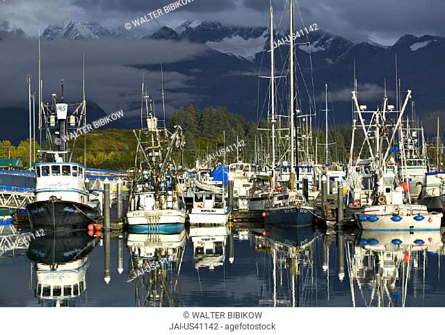 Valdez, Alaska, USA