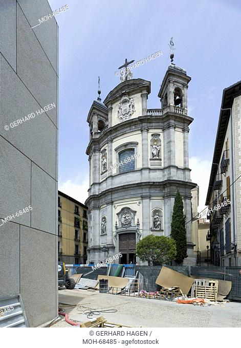Madrid, Kirche San Miguel