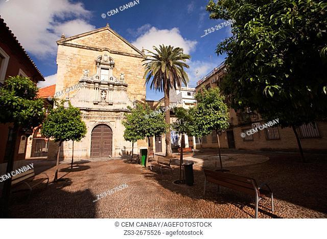 Iglesia de San Francisco- San Francisco Church at the historic center, Cordoba, Andalusia, Spain, Europe