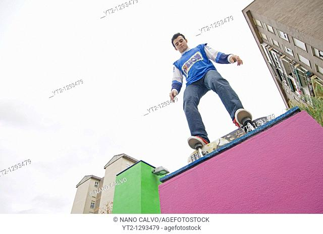 Kilian Martin, Freestyle Skateboard World Cup Champion