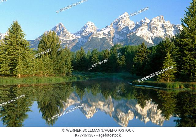 Grand Teton, Grand Teton National Park, Wyoming, USA