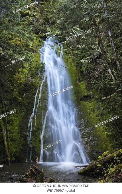 Madison Creek Falls, Olympic National Park, Washington