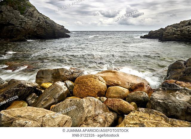 Coastal, Castro Urdiales, Cantabria, Spain