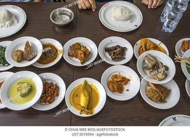 Restoran Sederhana, Pontianak, West Kalimantan, Indonesia