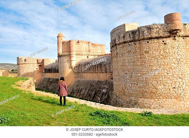 Fort de Salses, Salse le Chateau, Languedoc-Roussillon, France