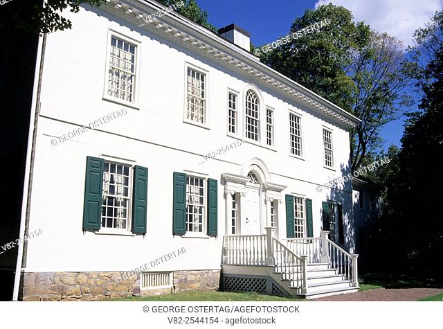 Washington Headquarters, Morristown National Historic Park, New Jersey
