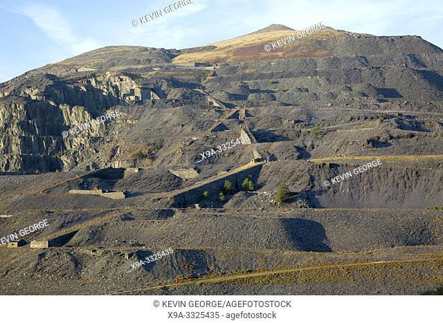 Gorsaf Gynhyrchu Dinorwig Power Plant, Llanberis; Snowdonia; Wales; UK