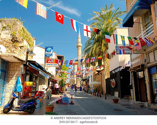 Historic centre Antalya, Turkey, Western Asia