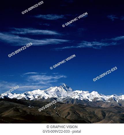 Mount Everest, China