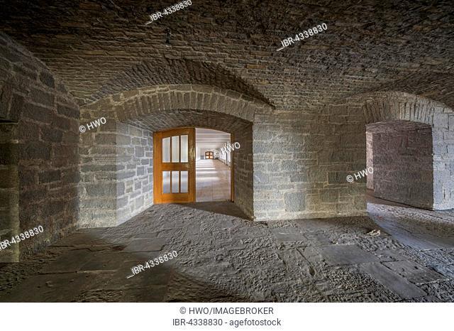 NSDAP Ordensburg Sonthofen, corridors, Nazi architecture Heimatschutzstil, Indoors, 1935-45 Adolf Hitler educational centre for future leaders of the National...
