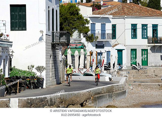 Spetses Island Greece