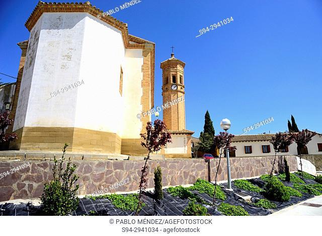 Church of Nuestra Señora de la Esperanza in Igries, Huesca, Spain