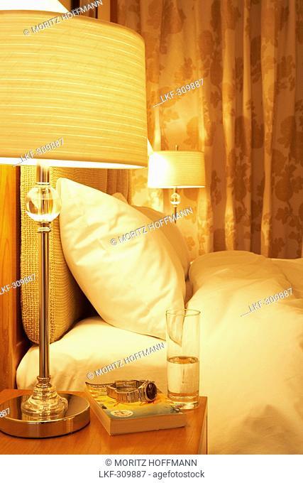 Bedroom at Las Dunas Hotel, Estepona, Malaga, Spain