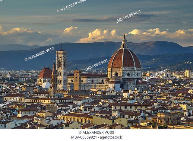 Cathedral Santa Maria del Fiore, Florence, Tuscany, Italy