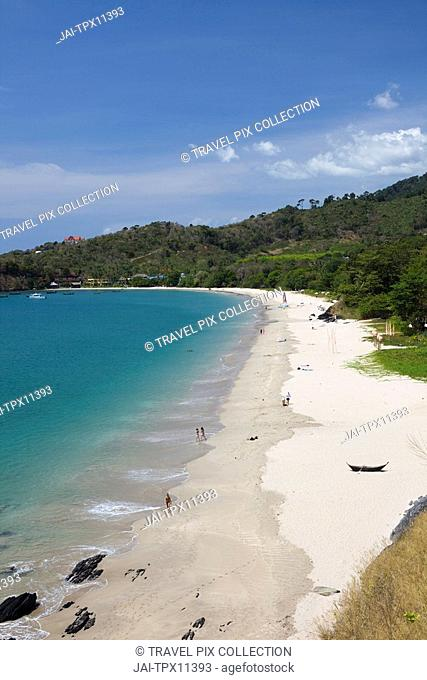 Thailand, Phang Nga Bay, Ko Lanta Island, Kantiang Beach