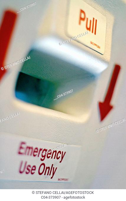 Emergency use only