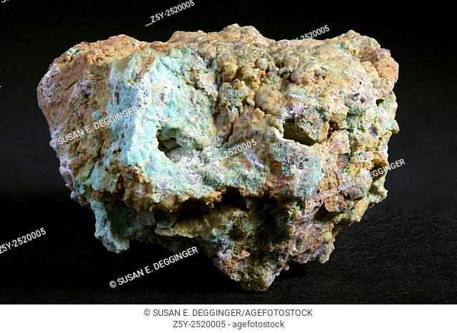 Garnierite (Nickel Ore)