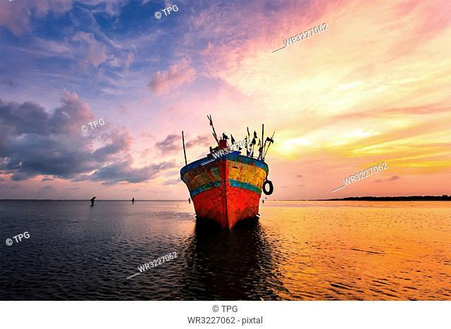 sunset;Guangxi;China