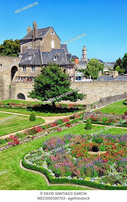 France, Haute-Normandie, Chateau Gallard
