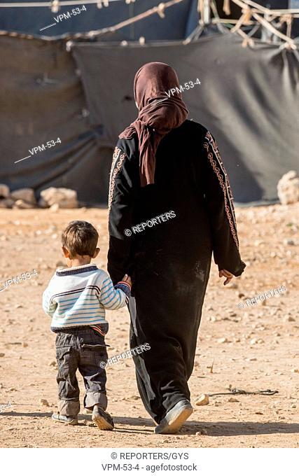 Jordan , Mafraq , Oct 24 , 2016 - Al Zaatari Refugee Camp - UNHCR - The UN Refugee Agency       Copyright Danny Gys / Reporters Reporters / GYS