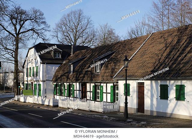 Oberhausen, St. Antony Hütte, Wiege der Ruhrindustrie