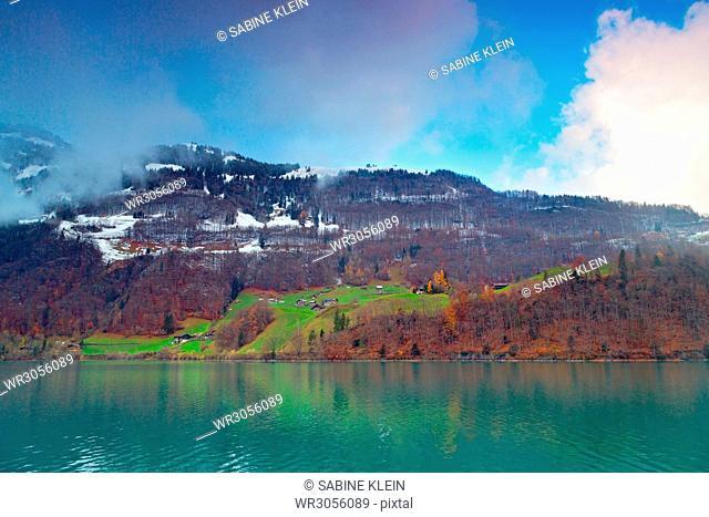 Lungernsee, Schweiz