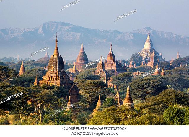 Myanmar , Mandalay Province ,Bagan City ,