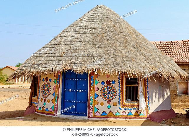 India, Gujarat, Kutch, Hodka village, Harijan ethnic group