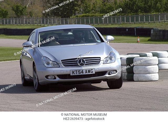 2004 Mercedes Benz CLS Artist: Unknown