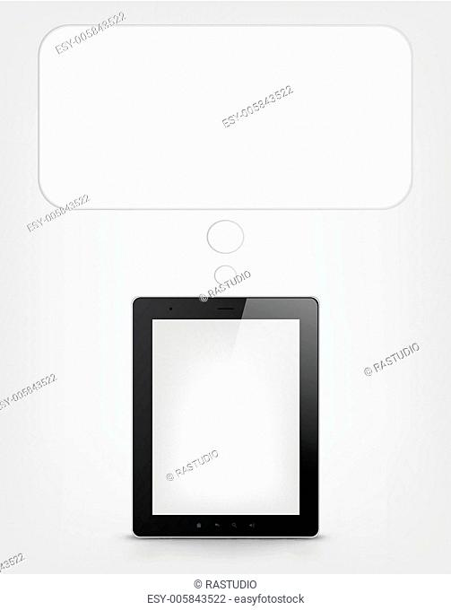 Digital Tablet Concept