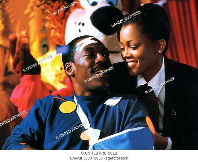 Beverly Hills Cop III, (BEVERLY HILLS COP III) USA 1994, Regie: John Landis, EDDIE MURPHY + THERESA RANDLE