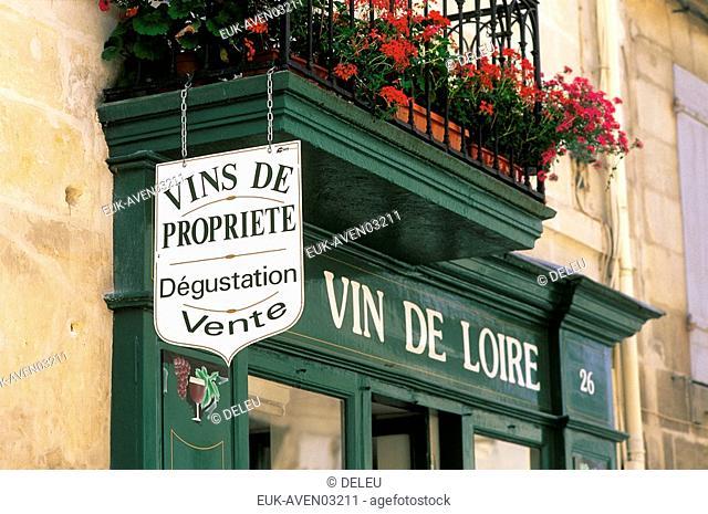 Wineshop Loire France