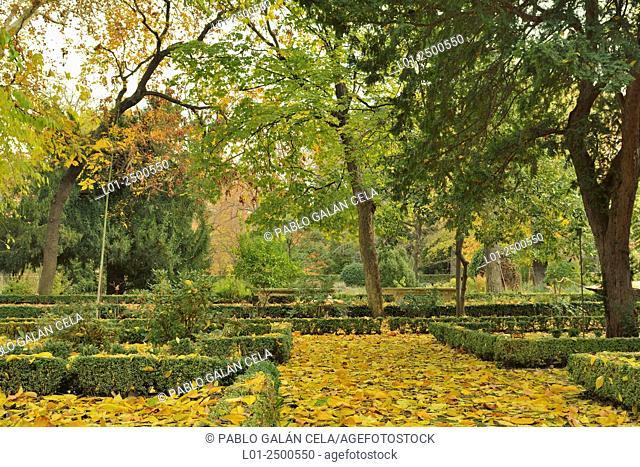 Royal Botanic Garden of Madrid, Spain