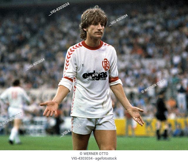 Football 2 Bundesliga 19831984 Georg Melches Stadium Rot Weiss